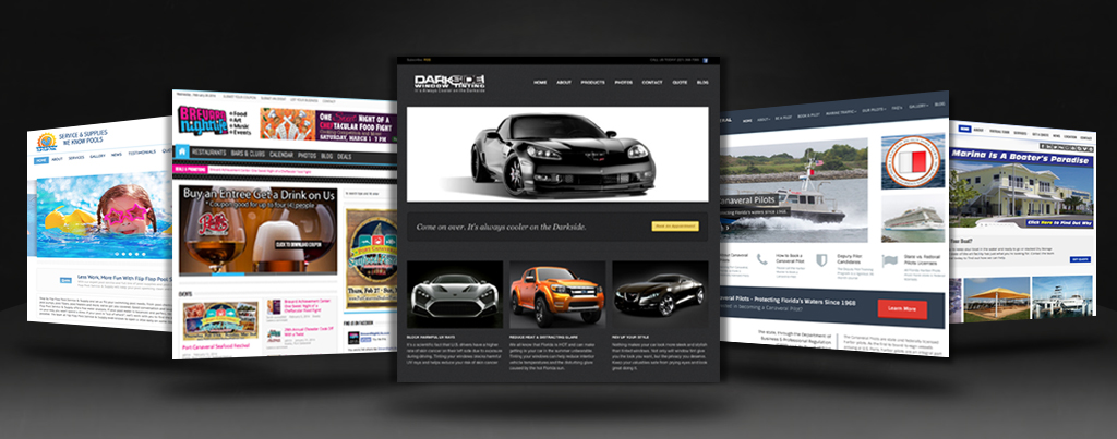 Website Design 9 Mile Media